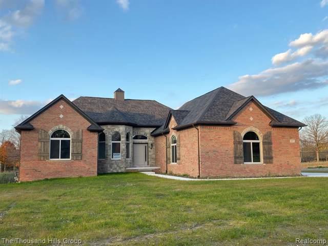 29908 Martell Court, Novi, MI 48377 (#219111127) :: The Buckley Jolley Real Estate Team