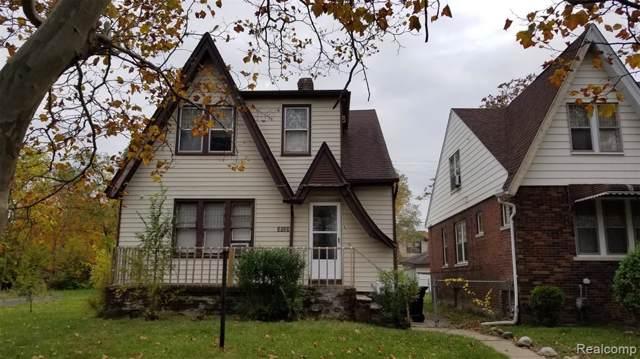 3033 Doris Street, Detroit, MI 48238 (MLS #219111155) :: The Toth Team