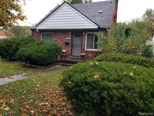 27213 Hopkins Street, Inkster, MI 48141 (#219111375) :: The Buckley Jolley Real Estate Team