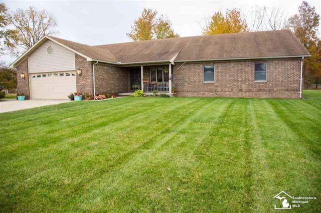 22809 Beech Daly, Brownstown Twp, MI 48134 (#57031399141) :: The Mulvihill Group