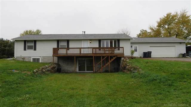 78171 Memphis Ridge, Richmond Twp, MI 48062 (#58031399146) :: The Alex Nugent Team | Real Estate One