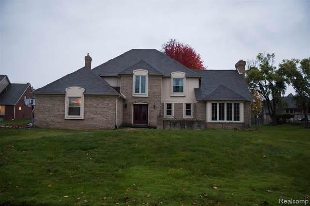 4550 Strandwyck Road, West Bloomfield Twp, MI 48322 (#219111695) :: The Buckley Jolley Real Estate Team