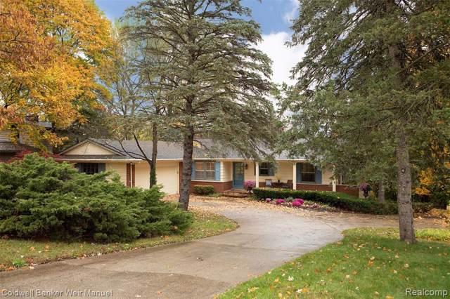 19510 Clement Road, Northville Twp, MI 48167 (#219111717) :: GK Real Estate Team