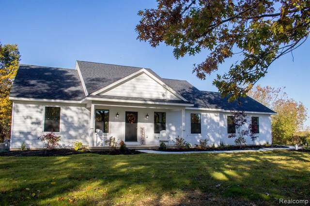 to be To Be Five Lakes Road, North Branch Twp, MI 48461 (#219111786) :: The Buckley Jolley Real Estate Team