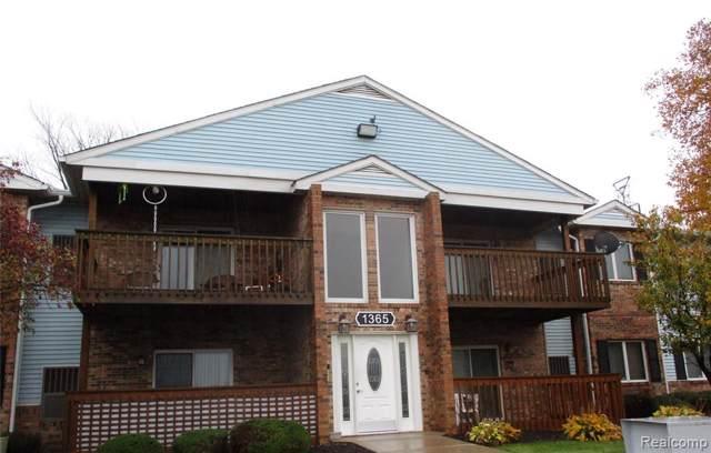 1365 Harbour Boulevard, Trenton, MI 48183 (#219111787) :: The Mulvihill Group