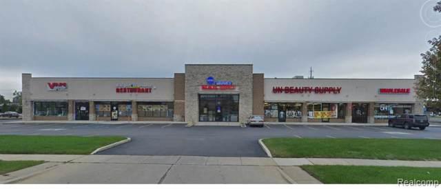31075 John-R Road C, Madison Heights, MI 48071 (MLS #219111800) :: The Toth Team
