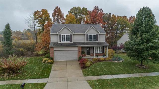 313 Rustic Trail, Linden, MI 48451 (#5031399263) :: The Buckley Jolley Real Estate Team