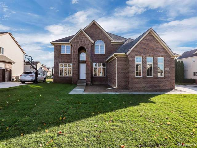 777 Pine Ridge Avenue, Oxford Twp, MI 48371 (#219111960) :: The Alex Nugent Team | Real Estate One