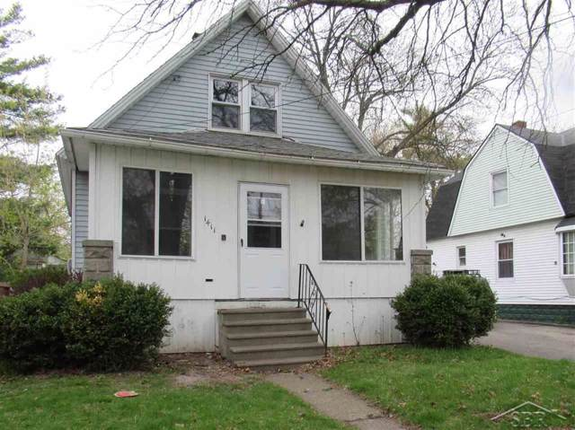 1411 N Clinton, Saginaw, MI 48602 (#61031399299) :: Alan Brown Group