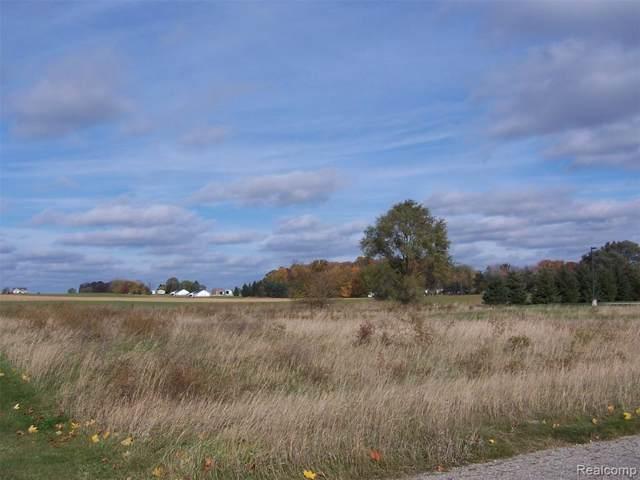 00 Elmdor Drive, Caro, MI 48723 (#219112085) :: The Buckley Jolley Real Estate Team