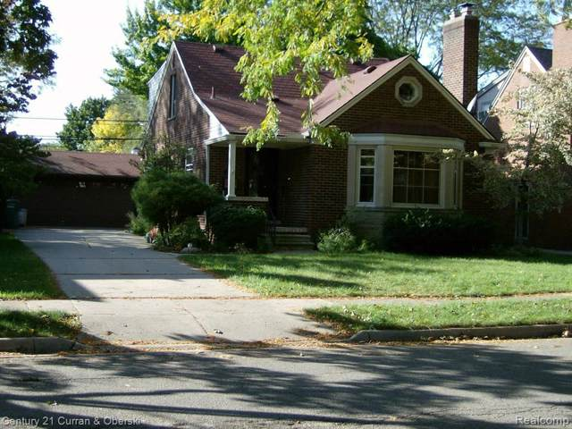 328 Beechmont, Dearborn, MI 48124 (#219112329) :: The Buckley Jolley Real Estate Team