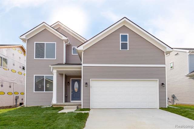 394 Edge Brook Drive E, Holly Twp, MI 48442 (#219112386) :: The Buckley Jolley Real Estate Team