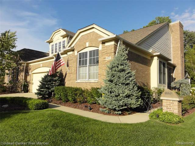 48849 Rainbow Lane S #46, Northville, MI 48168 (#219112432) :: Team Sanford