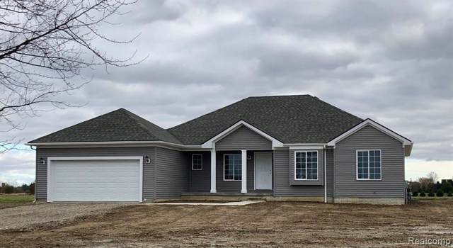 6770 Brown School Road, Burnside Twp, MI 48416 (MLS #219112499) :: The Toth Team