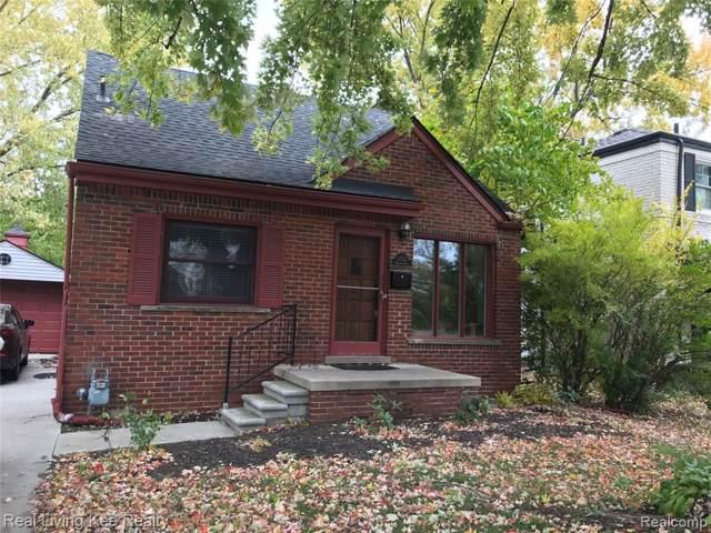 1232 Vernier Road, Grosse Pointe Woods, MI 48236 (#219112587) :: The Buckley Jolley Real Estate Team