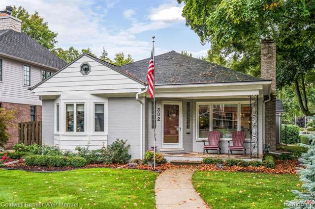 302 Maywood Avenue, Rochester, MI 48307 (#219112603) :: The Alex Nugent Team   Real Estate One