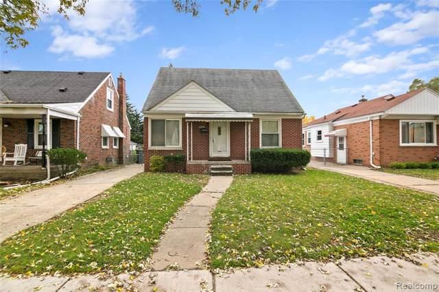 24047 Chicago Street, Dearborn, MI 48124 (#219112672) :: The Buckley Jolley Real Estate Team