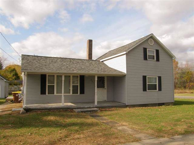 221 N First Street, Chesaning, MI 48616 (#5031399506) :: The Buckley Jolley Real Estate Team