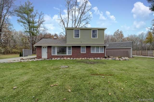 35998 Huron River Drive, Huron Twp, MI 48164 (#219112881) :: GK Real Estate Team