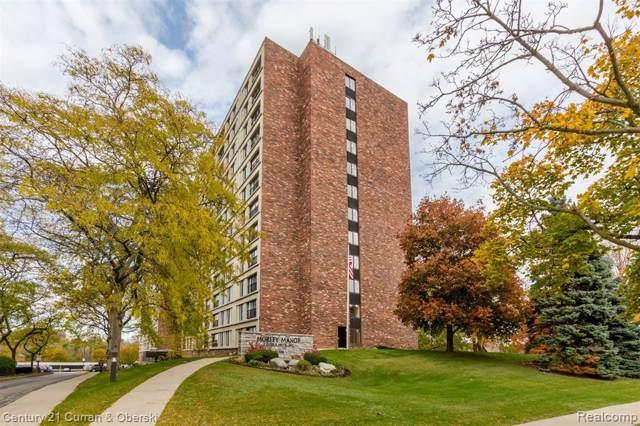 21800 Morley Avenue #1006, Dearborn, MI 48124 (#219112899) :: The Buckley Jolley Real Estate Team