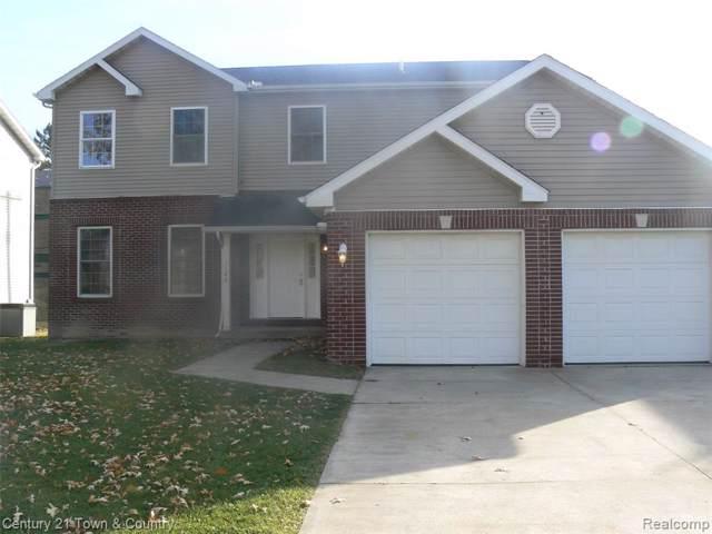 1126 Chopin Street, Troy, MI 48083 (#219113012) :: The Alex Nugent Team | Real Estate One