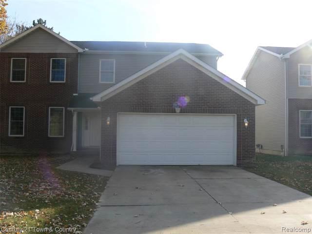 1132 Chopin Street, Troy, MI 48083 (#219113029) :: The Alex Nugent Team | Real Estate One
