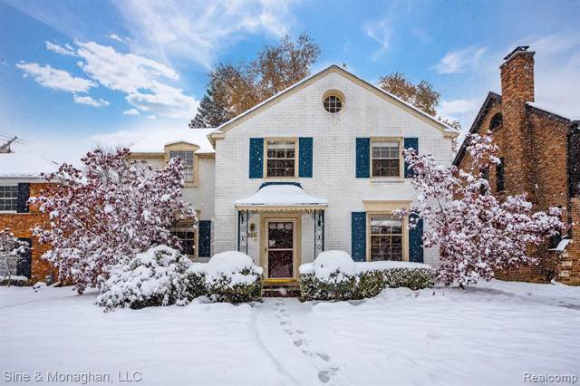 286 Kenwood Court, Grosse Pointe Farms, MI 48236 (#219113170) :: The Buckley Jolley Real Estate Team