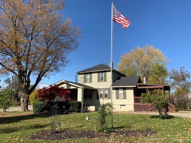 5480 N State Road, Richfield Twp, MI 48423 (MLS #219113219) :: The John Wentworth Group