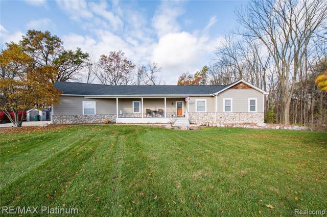 7283 Oneill Drive, Cohoctah Twp, MI 48855 (#219113277) :: The Buckley Jolley Real Estate Team
