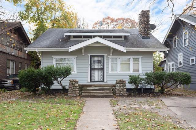 85 Eason Street, Highland Park, MI 48203 (#219113292) :: The Buckley Jolley Real Estate Team