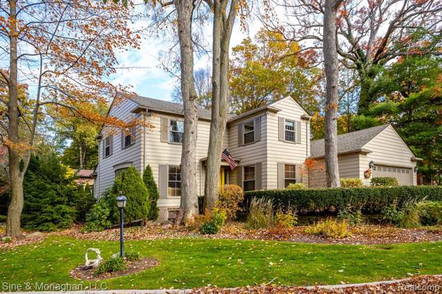 220 Dean Lane, Grosse Pointe Farms, MI 48236 (MLS #219113312) :: The Toth Team
