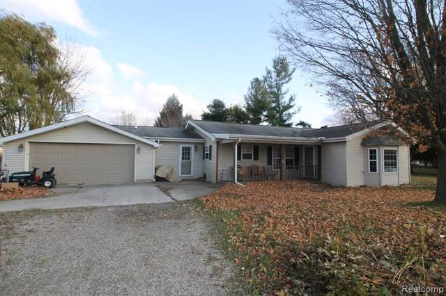 6050 6TH Street, Brockway Twp, MI 48097 (#219113346) :: Keller Williams West Bloomfield