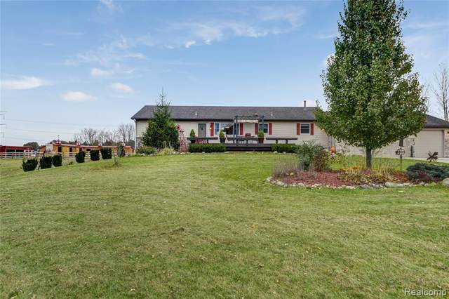 6325 Mason Road, Iosco Twp, MI 48836 (#219113350) :: The Alex Nugent Team | Real Estate One