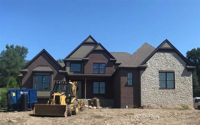 18693 Clover Hill Court, Northville Twp, MI 48168 (#219113398) :: Duneske Real Estate Advisors