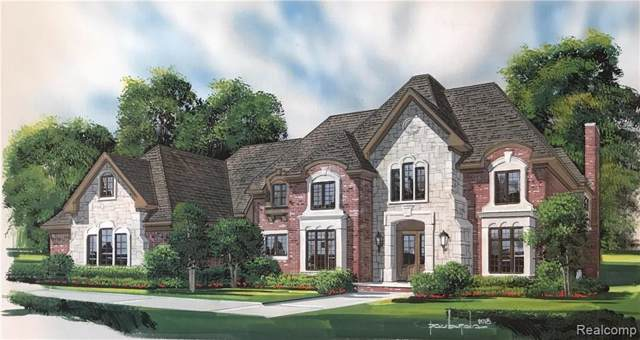 48810 Castello Court, Novi, MI 48167 (MLS #219113411) :: The Toth Team
