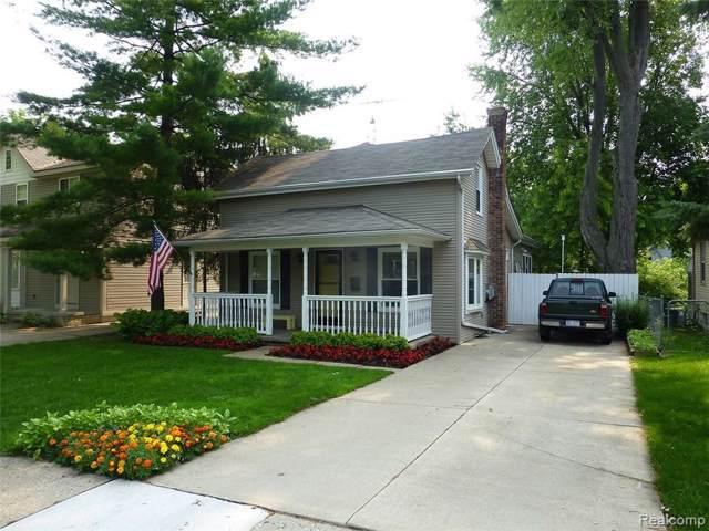 412 Taylor Avenue, Rochester, MI 48307 (#219113507) :: RE/MAX Nexus