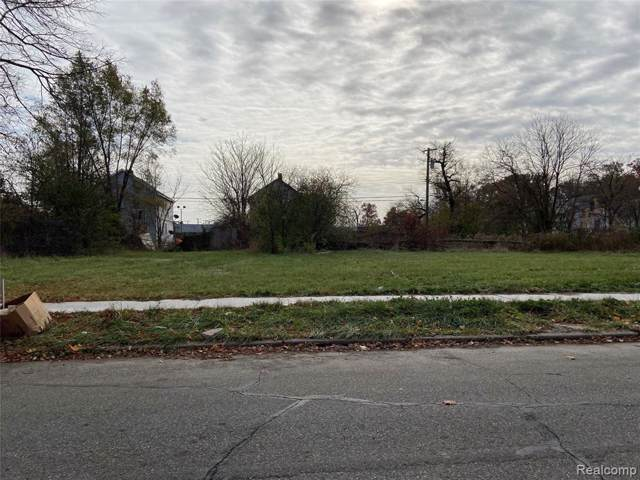 500 W Savannah, Detroit, MI 48203 (#219113557) :: Team Sanford