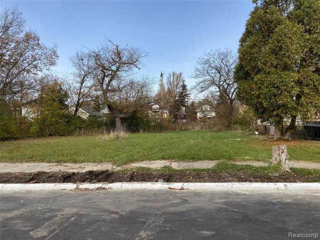 520 W Savannah, Detroit, MI 48203 (#219113561) :: GK Real Estate Team