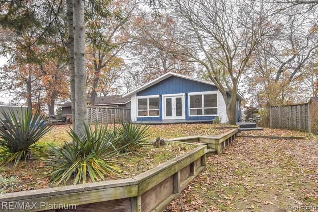 11927 Portage Lake Avenue, Putnam Twp, MI 48169 (#219113617) :: The Buckley Jolley Real Estate Team