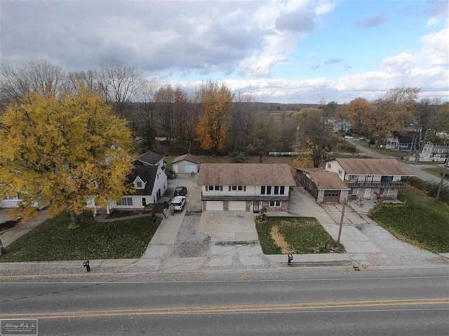 9938 River, Clay Twp, MI 48001 (MLS #58031399783) :: The John Wentworth Group