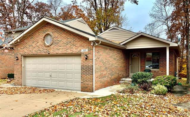 509 Willow Dr., South Lyon, MI 48178 (#219113734) :: The Buckley Jolley Real Estate Team