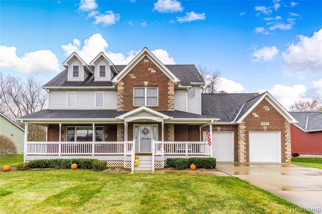 16415 Red Fox Trail, Fenton Twp, MI 48451 (MLS #219113759) :: The John Wentworth Group