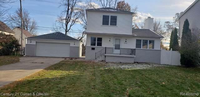 30733 Elmwood Street, Garden City, MI 48135 (#219113815) :: The Buckley Jolley Real Estate Team