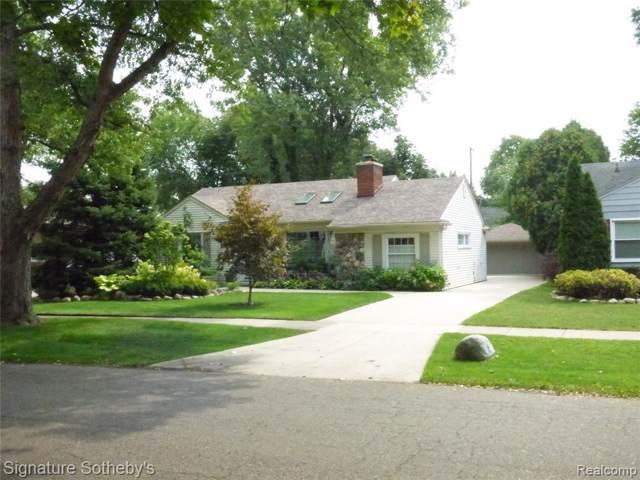 15825 Birwood Avenue, Beverly Hills Vlg, MI 48025 (#219113863) :: Keller Williams West Bloomfield