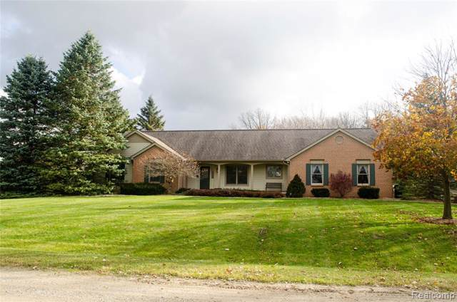 28484 Tindale Trail, Lyon Twp, MI 48165 (#219113883) :: Team Sanford