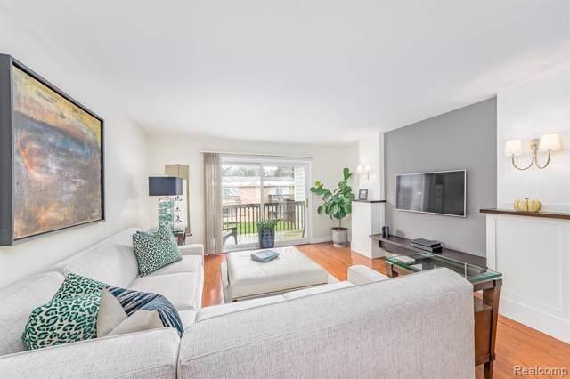 655 Randolph Street #204, Northville, MI 48167 (#219113915) :: GK Real Estate Team