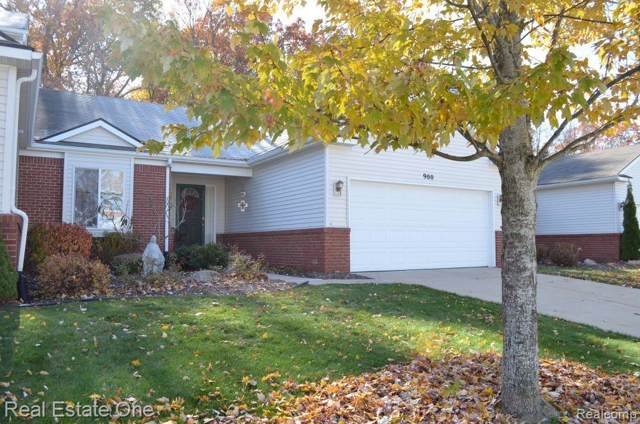900 Spirea, Marion Twp, MI 48843 (#219113931) :: The Buckley Jolley Real Estate Team
