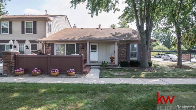 717 Eastwind Drive, Canton Twp, MI 48188 (#219113996) :: The Mulvihill Group