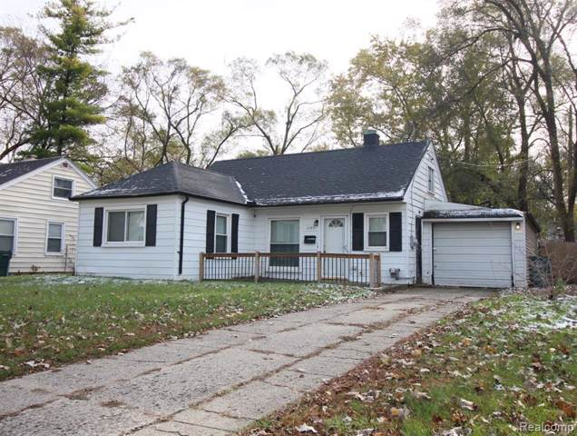 10451 Corning Street, Oak Park, MI 48237 (#219114060) :: RE/MAX Nexus
