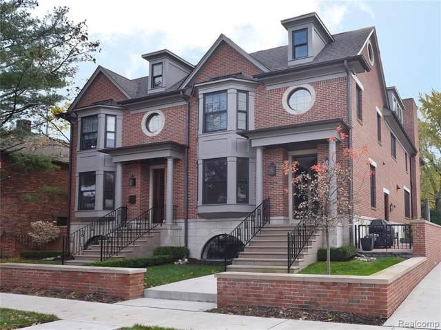 559 W Brown St, Birmingham, MI 48009 (#219114087) :: The Alex Nugent Team | Real Estate One